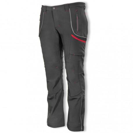 P71003 Zateplené softshellové kalhoty