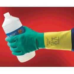 NR22 Rukavice chemické Bi-colour