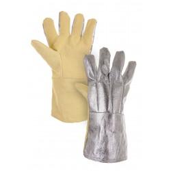TD04 Teplu odolné dvouvrstvé rukavice