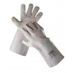 SR01 Celokožené svářecí rukavice