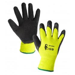 RZ15 Zimní rukavice s protiskluzným povrchem.