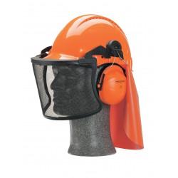 OS07 Lesnická sada skládající se z přilby Peltor G2000 a mušlového chrániče sluchu