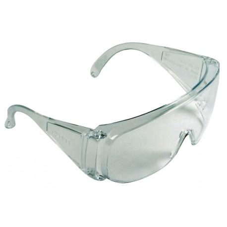 OO01 Ochranné brýle s čirým polykarbonátovým zorníkem