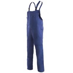 KP13 Kalhoty laclové montérkové