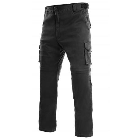 KP46 Kalhoty venator pánské černé