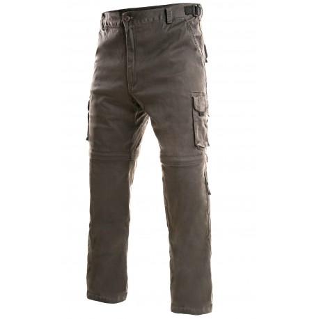 KP46-K Kalhoty venator pánské khaki