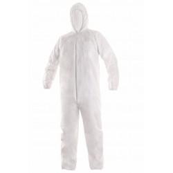 KP70 Jednorázový oblek s kapucí