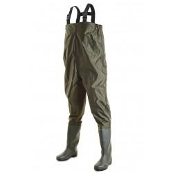 0218 Rybářské holínky s kalhotami