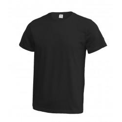 001-02 Tričko pánské černé