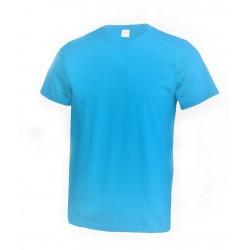 001-60 Tričko pánské atol modrá
