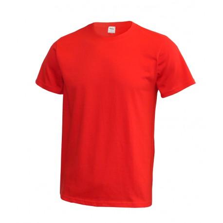 001-04 Tričko pánské červené