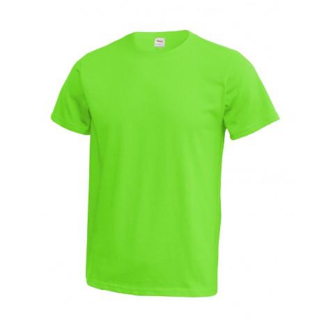 001-65 Tričko pánské zelené