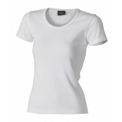 031-01 Tričko dámské bílé