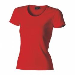 031-04 Tričko dámské červené