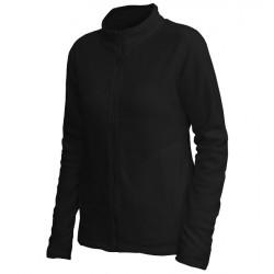 0680-02 Mikina dámská fleece černá