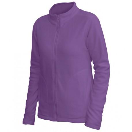 0680-39 Mikina dámská fleece lila