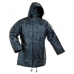 OZ05M Zateplená nepromokavá bunda modrá
