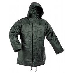 OZ05Z Zateplená nepromokavá bunda zelená