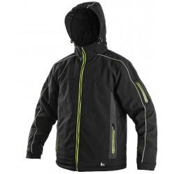 OZ1603 Pánská softshellová zateplená bunda