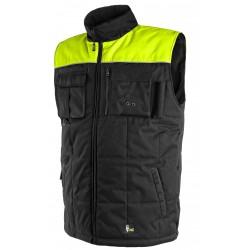 OZ1607CZ Vesta pánská zimní Seattle černo žlutá