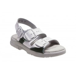 PO161-1D Sandál dámský s přezkou