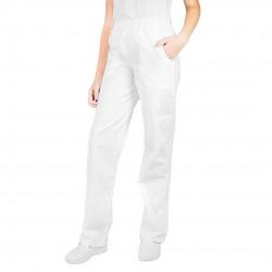 OB09 Kalhoty dámské bílé