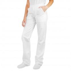 OB33 Kalhoty dámské bílé
